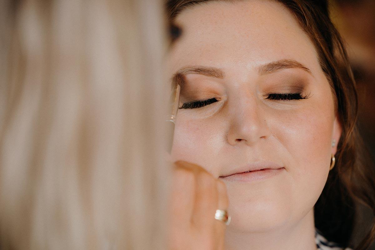 rotorua wedding photo final touch makeup artistry nz