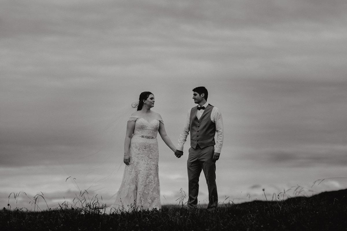 lake tarawera wedding photos black barn sarah weber photography