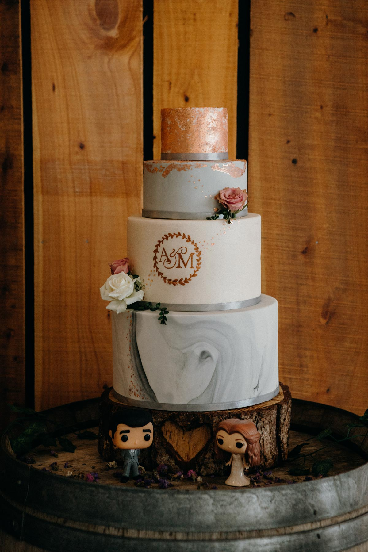 megan milne cake creations black barn wedding cake photo lake tarawera rotorua