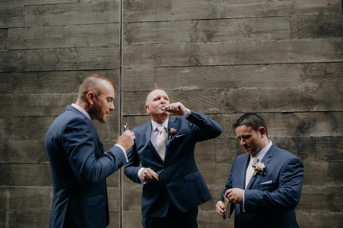 Chancery Chambers Wedding Auckland Cross Street urban CBD wedding photo ideas Sarah Weber Photography