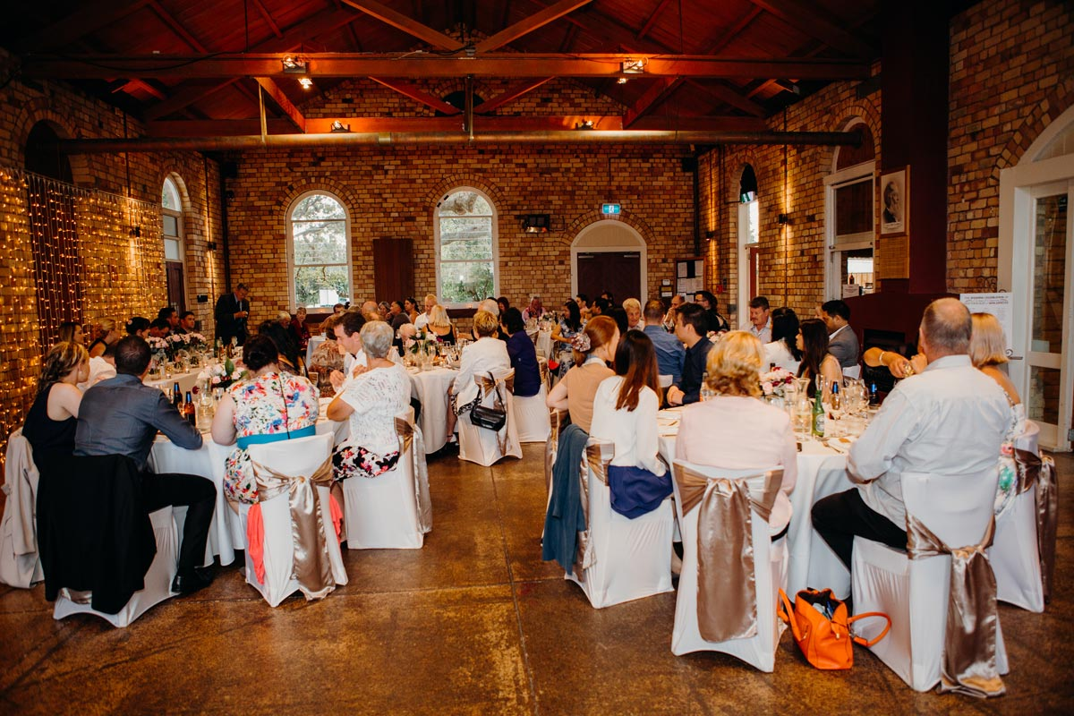 carringtons pumphouse wedding speeches auckland sarah weber photography
