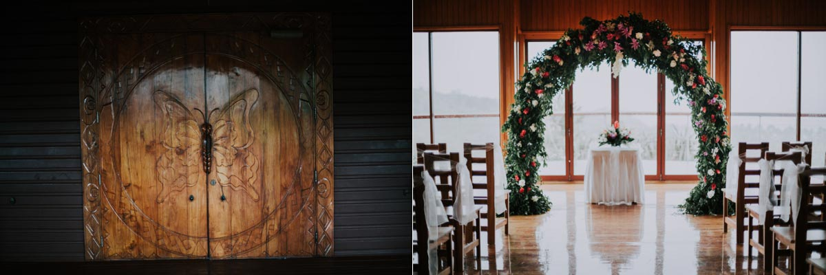 Outrigger fiji wedding photos beach resort coral coast Bure Ni Loloma Chapel of Love