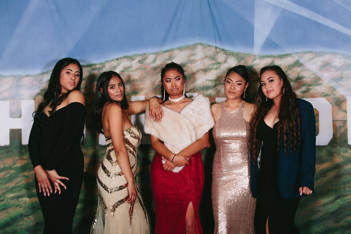 Tamaki College School Ball sorrento in the park cornwall park auckland sarah weber photography