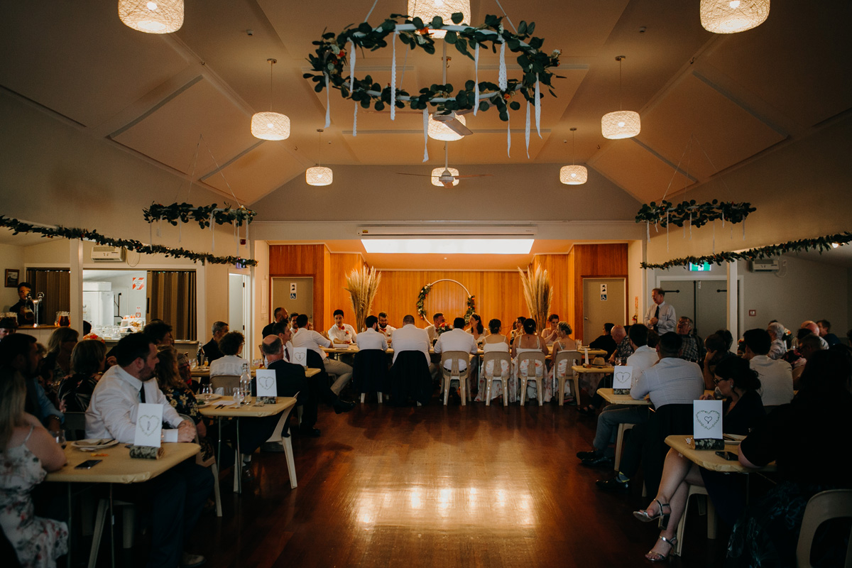 coatesville settlers hall wedding auckland DIY reception by sarah weber photography